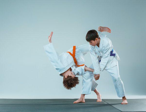 Aikido für Kinder